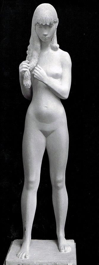 Amata • Gips • 125cm • 1959