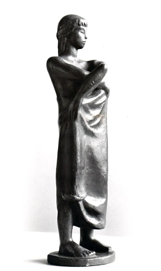 Badende • 26,5 cm • Bronze • 1935