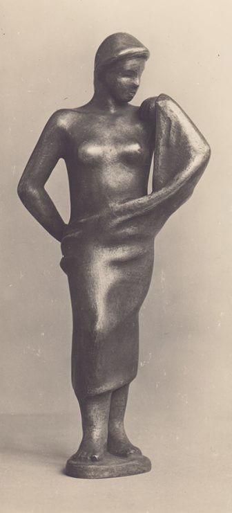 Badende • Bronze • 22,4cm • 1935