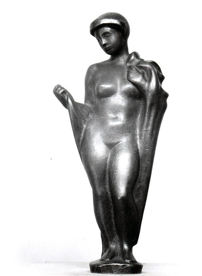 Badende • 23 cm • Bronze • 1935