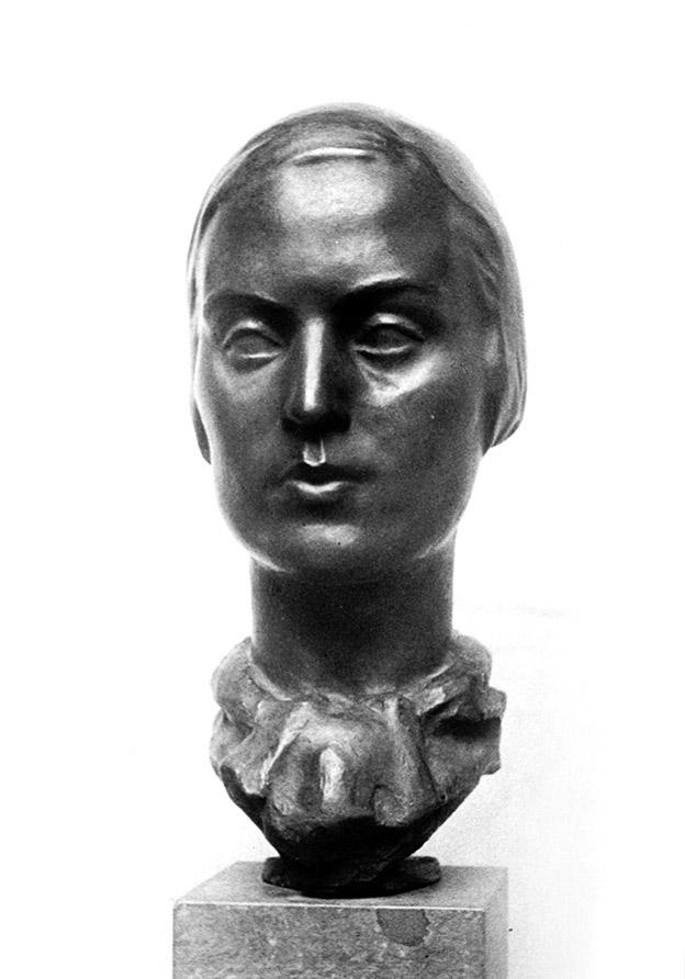 Bildnis Coco Henning • Bronze • lebensgroß • 1933