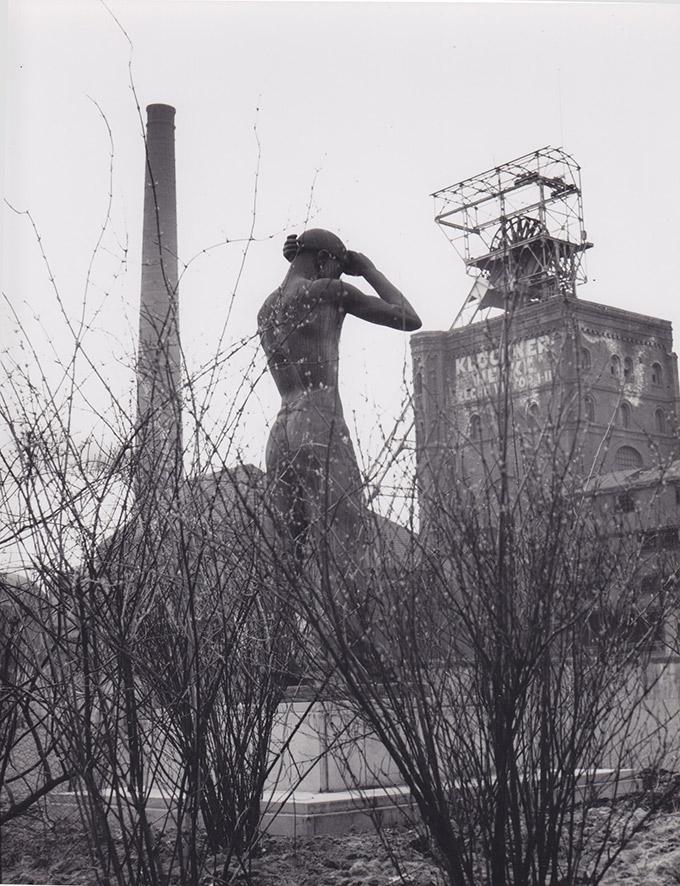 Grosser Bergmann • Bronze • 250cm • 1951 • Kloeckner Zeche, Viktor, Castrop-Rauxel