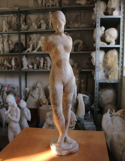 Frauenakt Dagmar (ohne Arme) • 105cm •um 1949