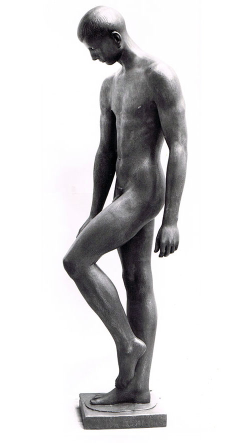 Kuros • Bronze • 260 cm • 1971-72