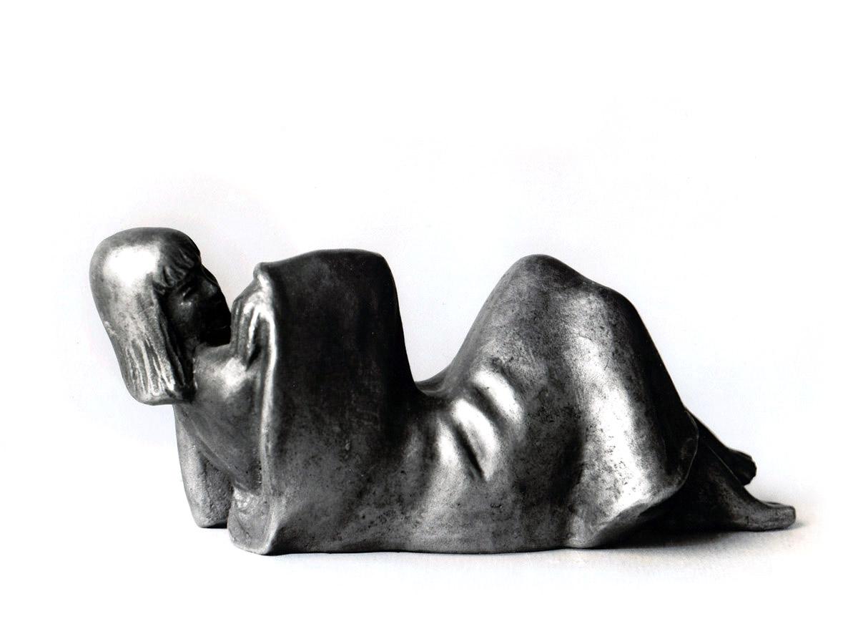 Liegende • 8 cm • Bronze • 1935