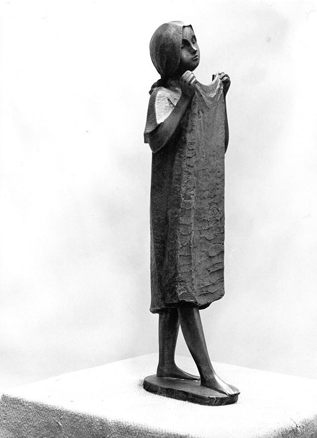 Mariella • 34 cm • Bronze • 1966