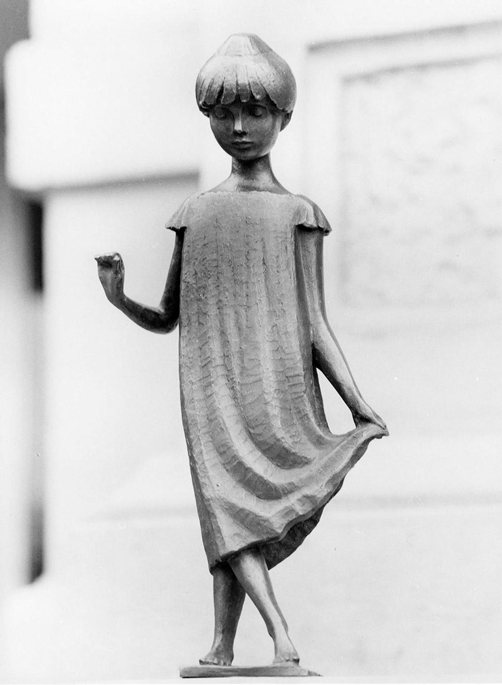Tanzendes Kind • 36 cm • Bronze • 1969