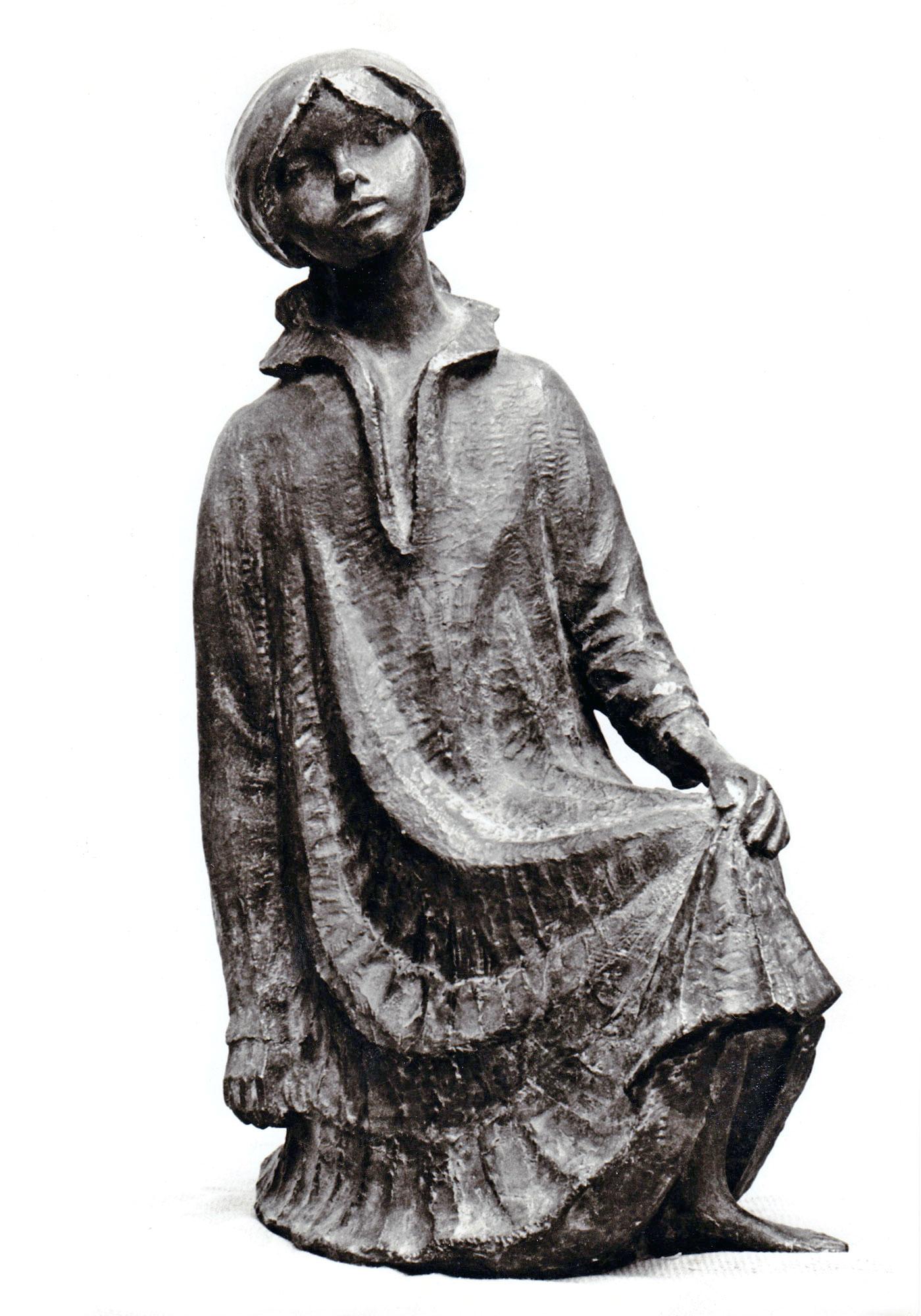 Simonetta • 45cm • Bronze • 1966