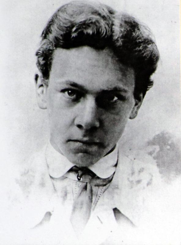 Max Komrell • 1902 - 1944 • Literaturwissenschaftler und Schriftsteller • 1941 - 44 Prof. in Marburg • R.A. Agricola lernte Komrell im Freundeskreis um Karl Reinhardt kennen